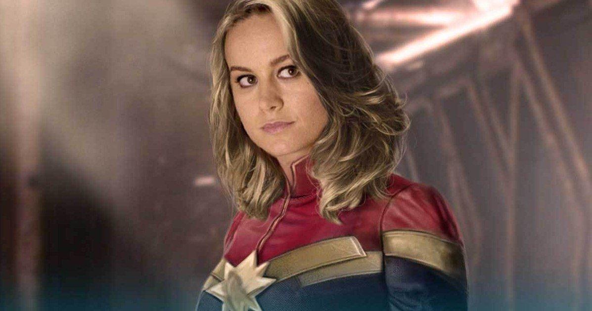 Captain Marvel Know Your Meme