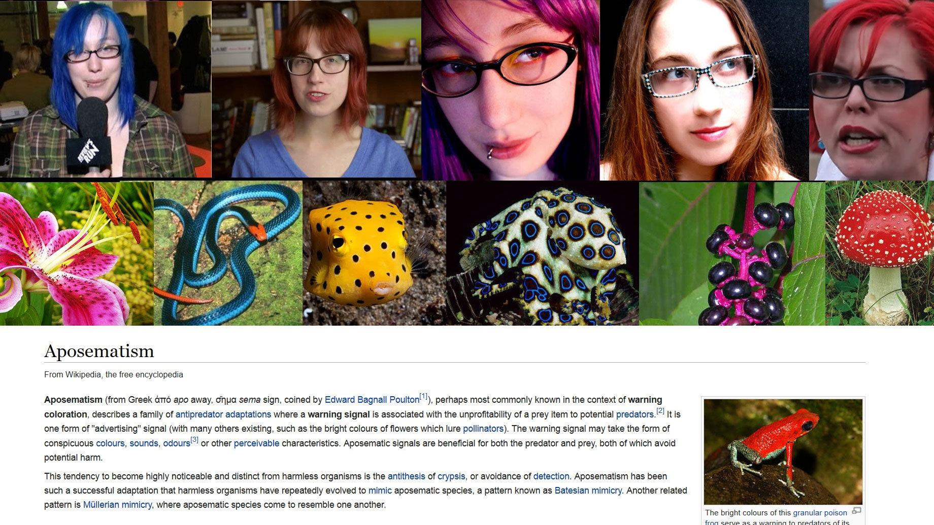 Image result for feminist nature poison