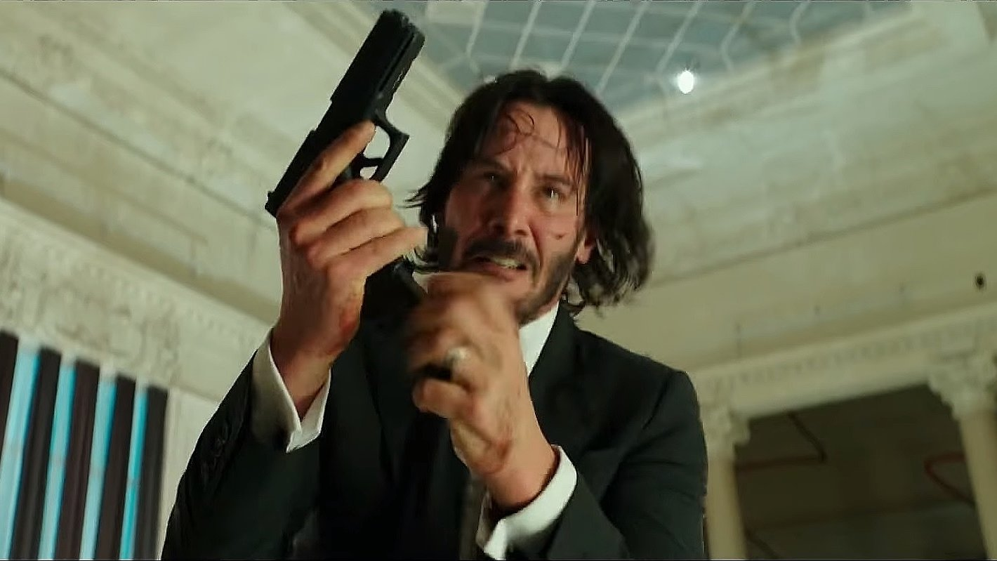 John Wick Reloading Know Your Meme