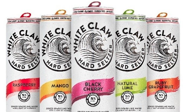 White Claw Hard Seltzer | Know Your Meme