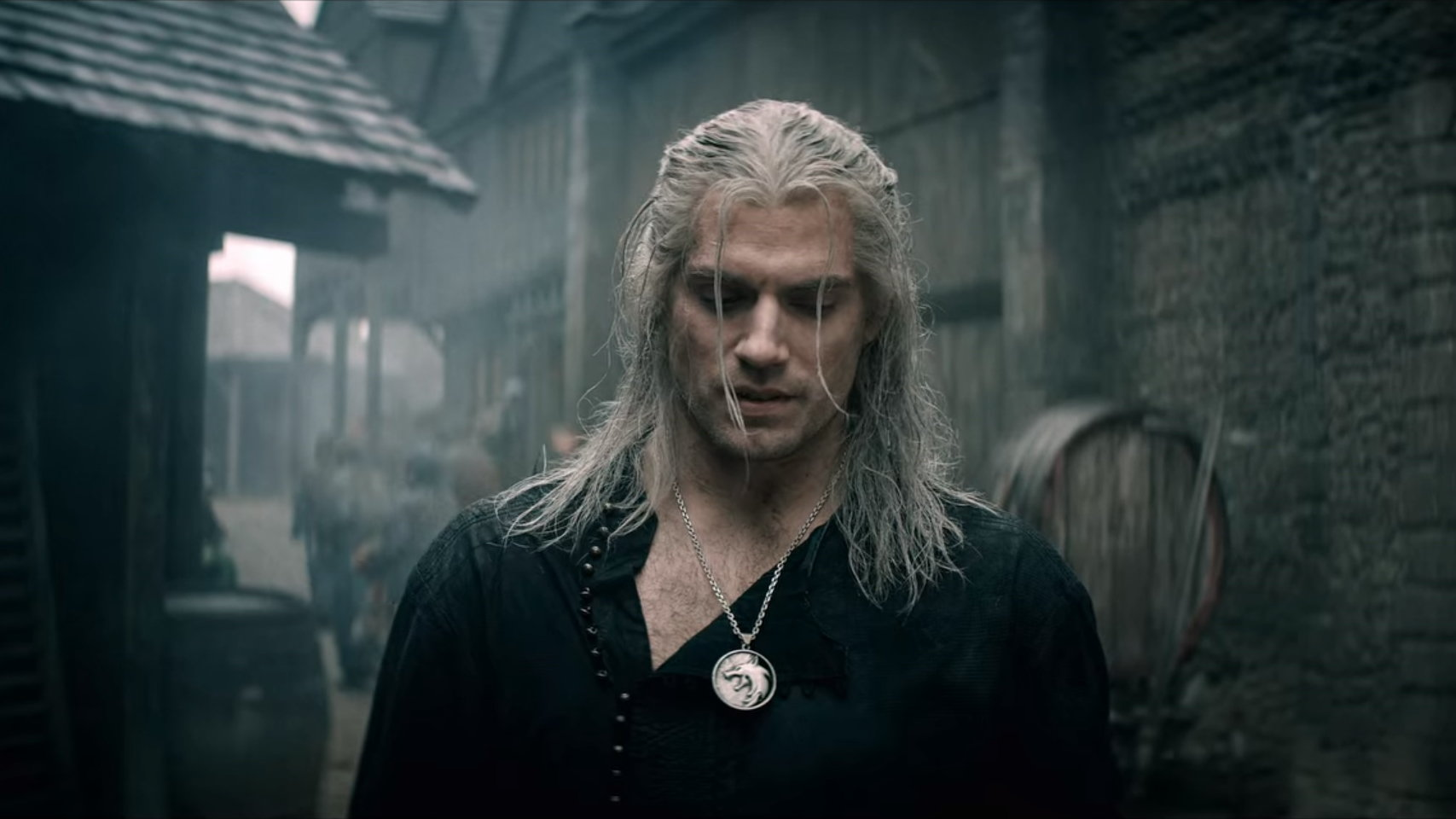 Image result for geralt hmm""