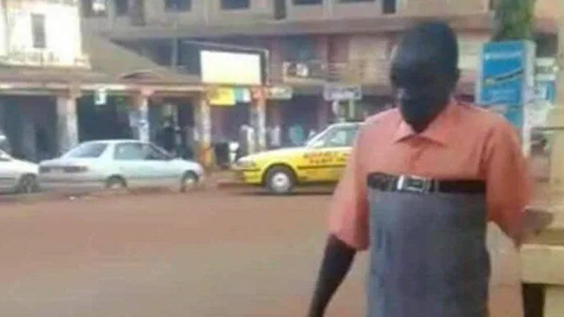 African Man In High Pants Know Your Meme