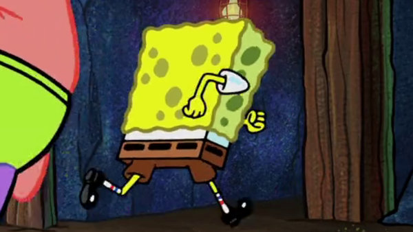 "SpongeBob ""Call That X"" Puns"