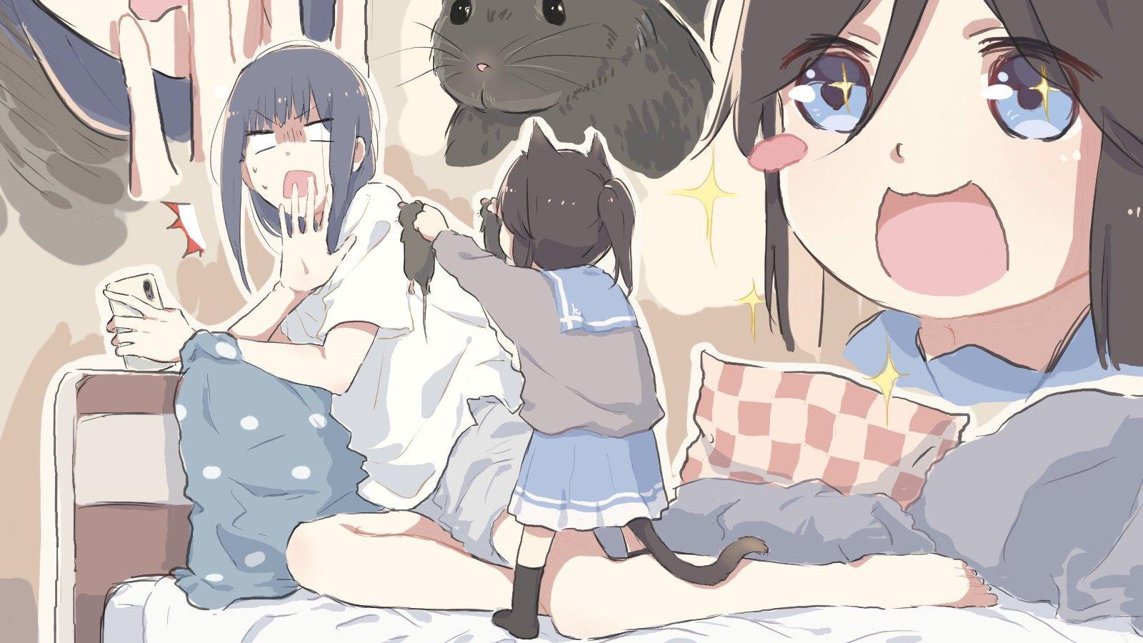 Lyytoaoitori's Catgirl Images