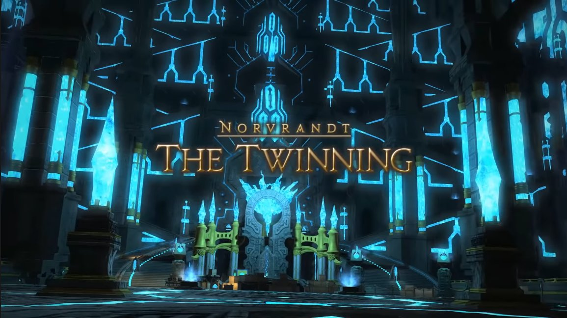 The Twinning / A Long Fall