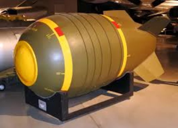 A Nuclear Bomb is Heading For