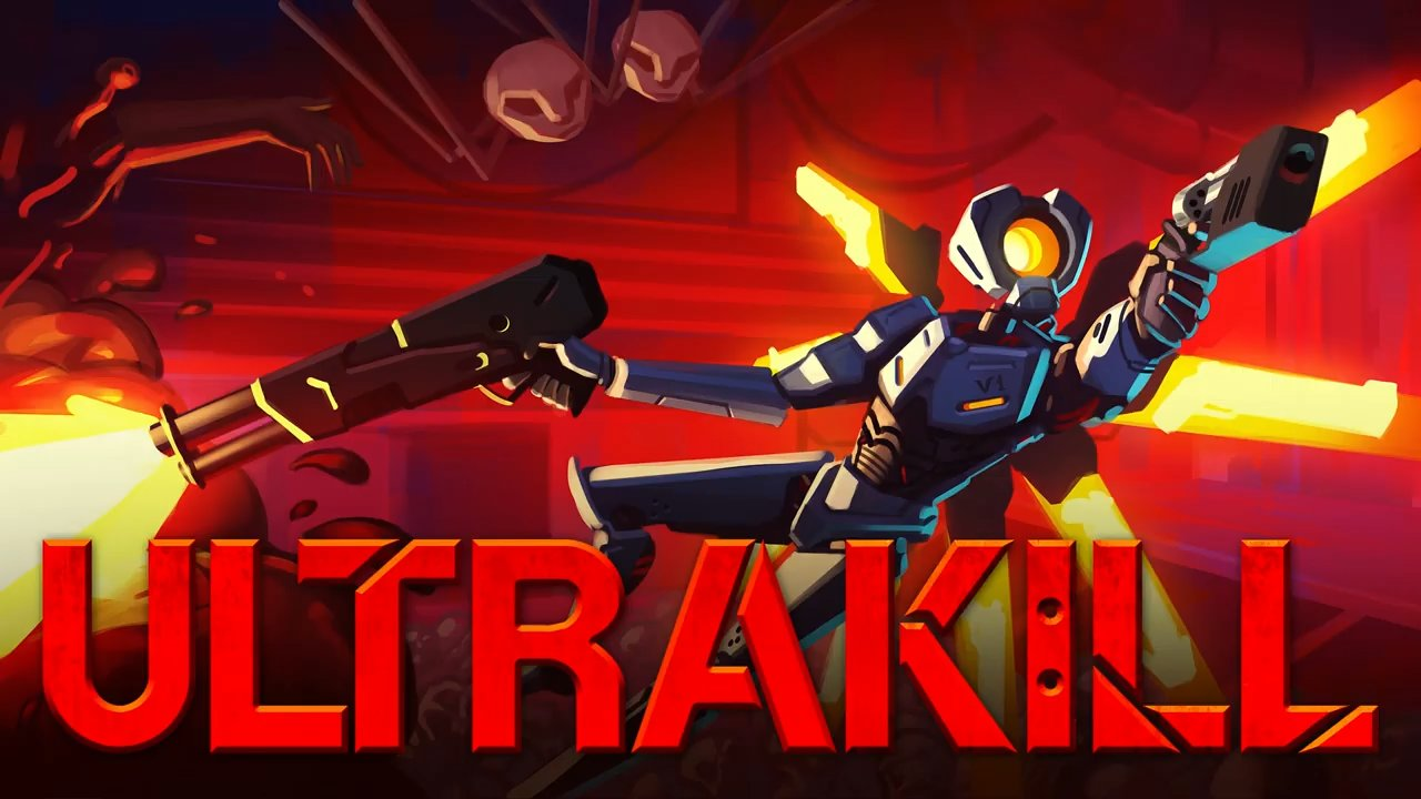 Ultrakill (Video Game)