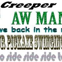 creeper aww man meme