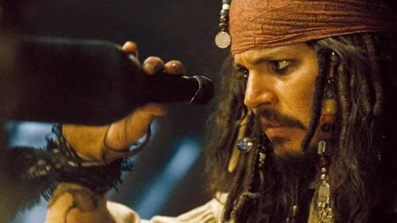 Why Is the Rum Gone? | Know Your Meme