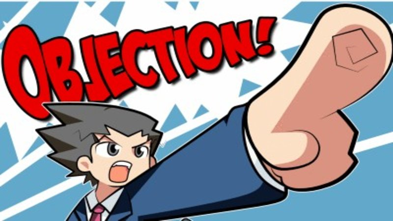 Objection! | Know Your Meme