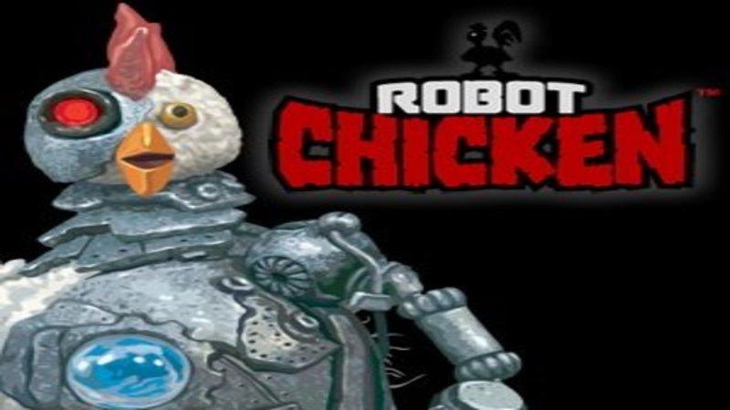 robot chicken know your meme