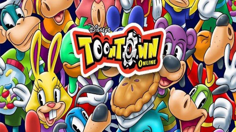 Toontown online dating