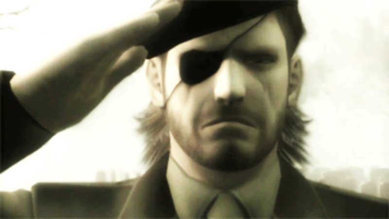 Image result for mgs salute