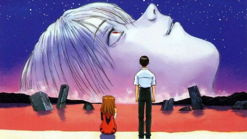 The End of Evangelion | Know Your Meme