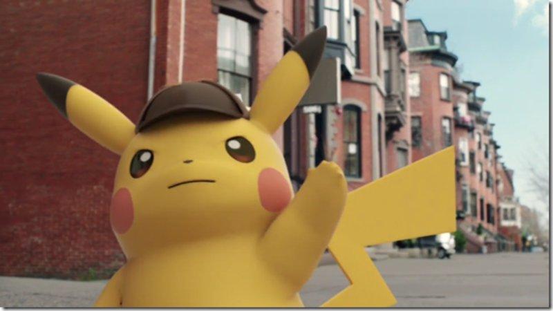 Detective Pikachu Know Your Meme