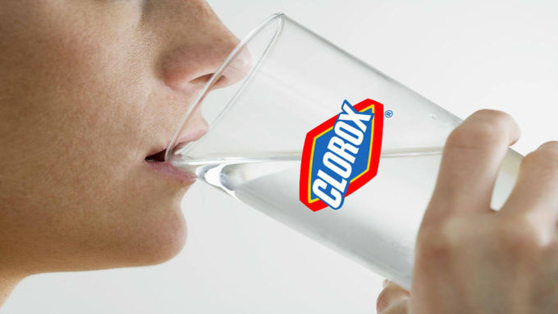Bleach Drinking Know Your Meme