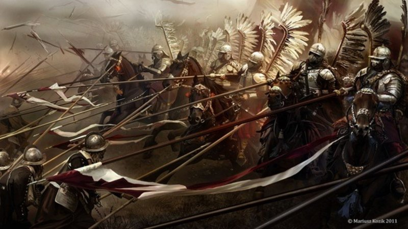 Image result for winged hussars