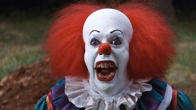 Pennywise The Clown Know Your Meme