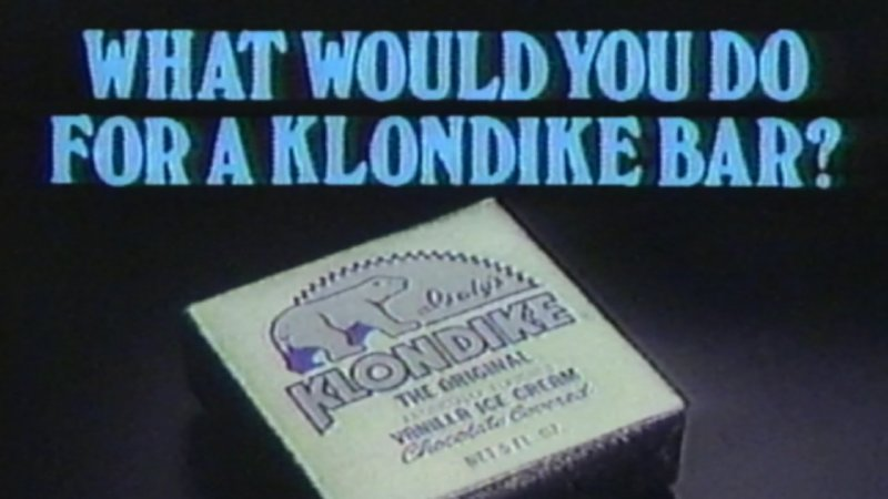what would you do for a klondike bar know your meme