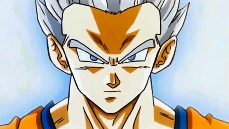 Gohan Blanco Know Your Meme