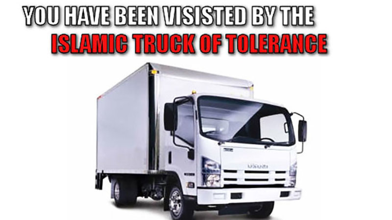 Truck Of Peace Know Your Meme