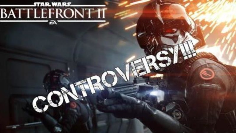 Star Wars Battlefront Ii Unlockable Heroes Controversy Know Your Meme
