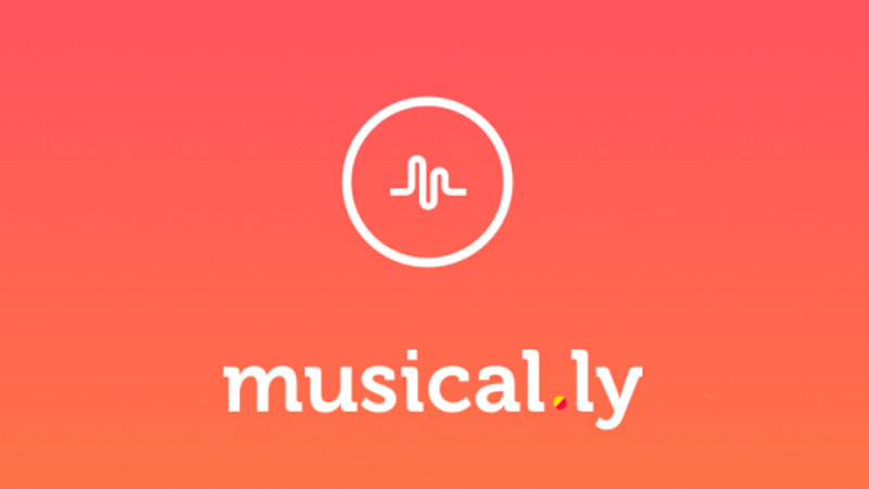 Log in to musical ly