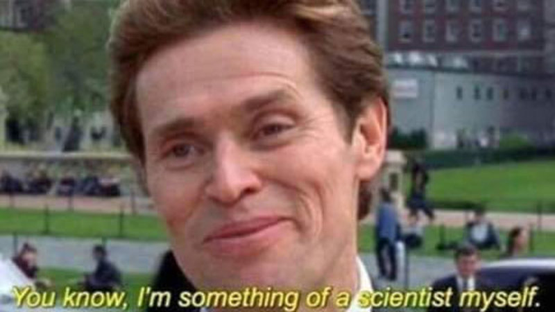 Im something of a scientist myself know your meme im something of a scientist myself solutioingenieria Images