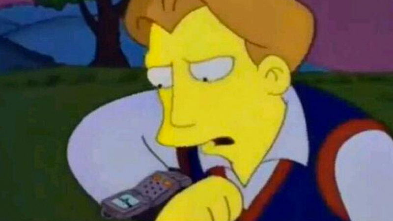 Simpsons Predicts The Future Know Your Meme