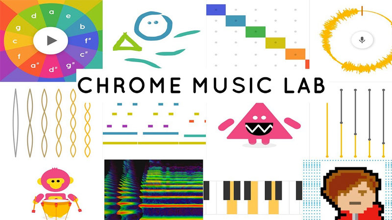 Chrome Music Lab | Know Your Meme