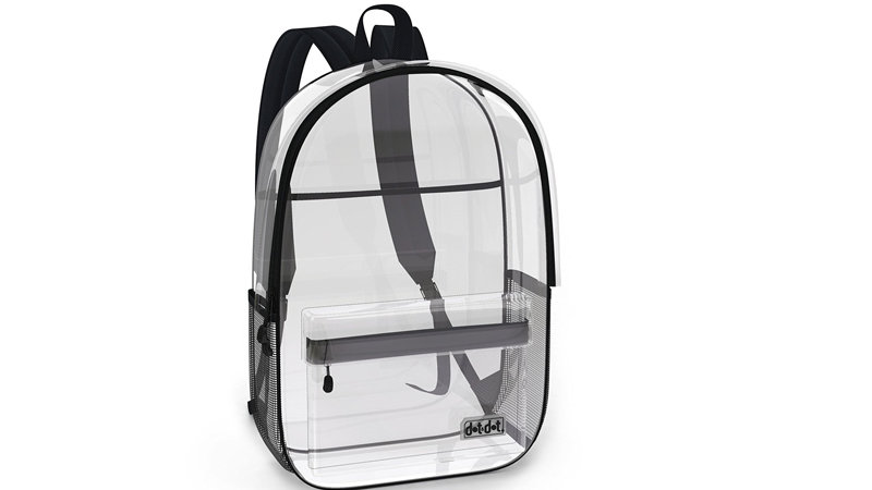 17811ab9e8 Clear Backpacks Debate