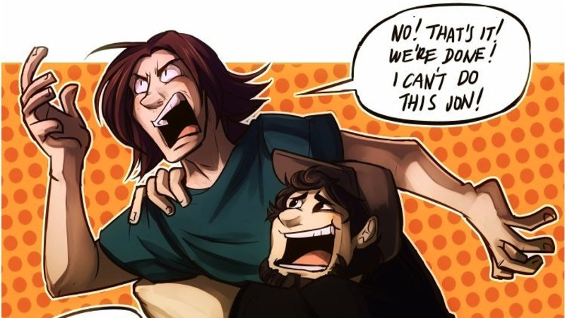 Game Grumps What Is This Freakout Know Your Meme