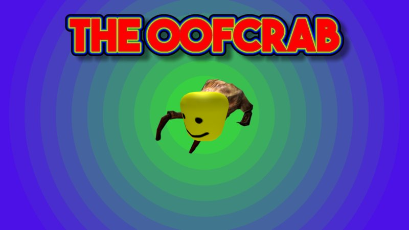 The_oof_crab!