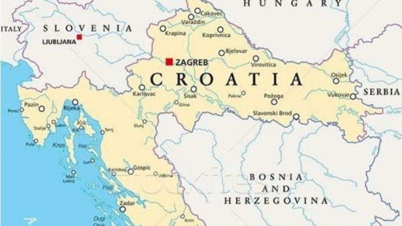 Croatia bosnia border map know your meme croatia bosnia border map gumiabroncs Image collections