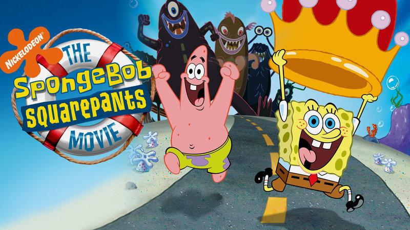 The-spongebob-squarepants-movie