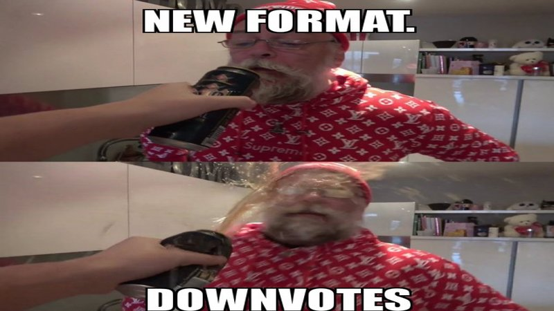 New-format-downvotes