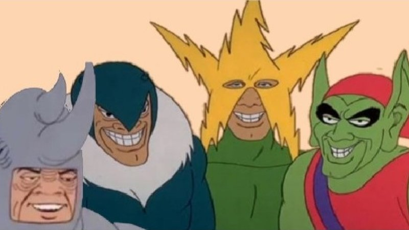Me and the Boys | Know Your Meme