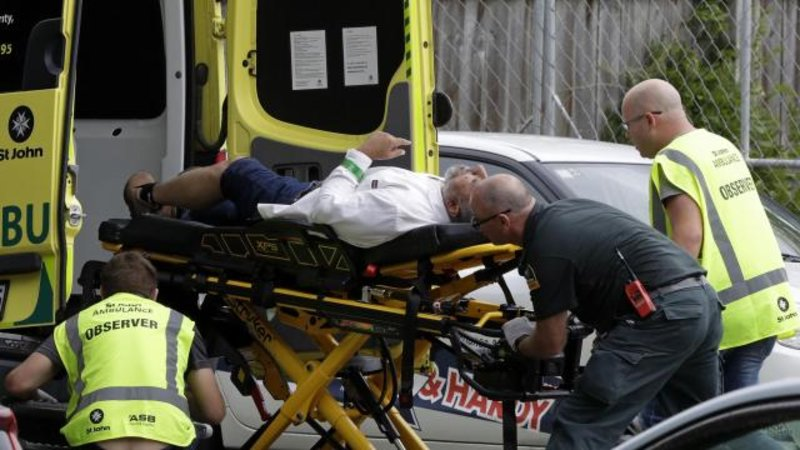 2019 Christchurch Mosque Shootings | Know Your Meme