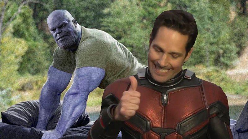 Ant-Man Will Defeat Thanos by Crawling Up His Butt and Expanding