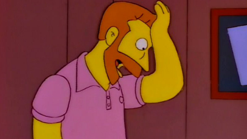 Image result for why didn't i think of that simpsons