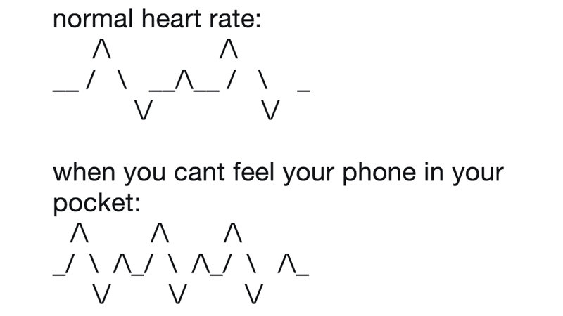 ASCII Normal Heart Rate | Know Your Meme