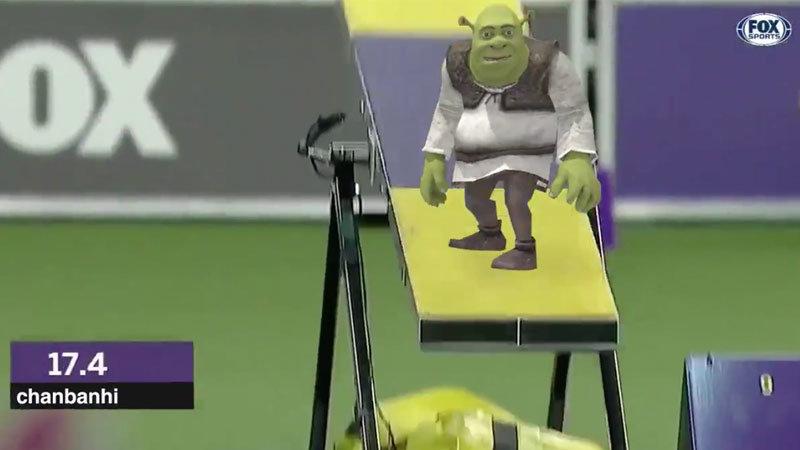 Tiny Shrek Know Your Meme