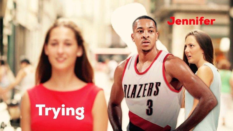 purchase cheap 459cb 4484d Trending · NBA Star CJ McCollum Meets Twitter Adversary