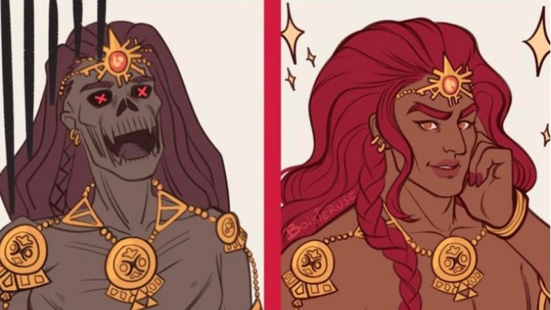 Rehydrated Ganondorf Know Your Meme