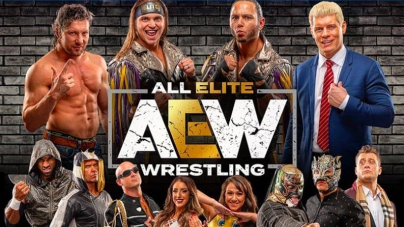 all elite wrestling first show
