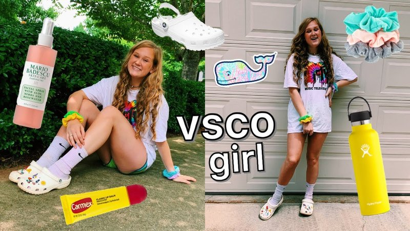 VSCO Girl | Know Your Meme