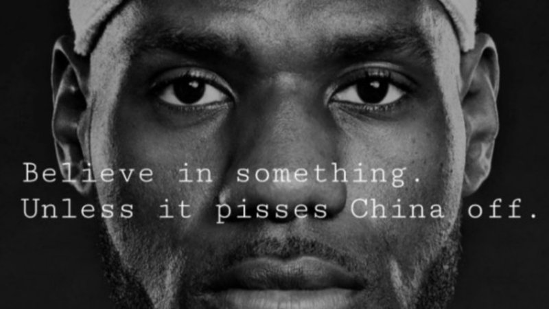 LeBron James' China Comments | Know Your Meme