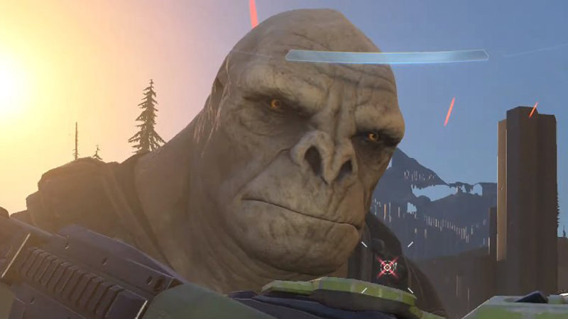Craig the Halo Infinite Brute   Game Enthusiast