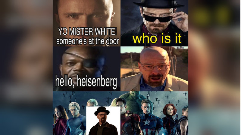'Yo Mister White! Someone's at the Door' Is The Top Of The Crop Among Ironic Breaking Bad Formats