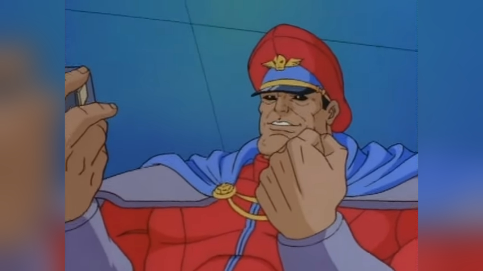 M Bison This Is Delicious